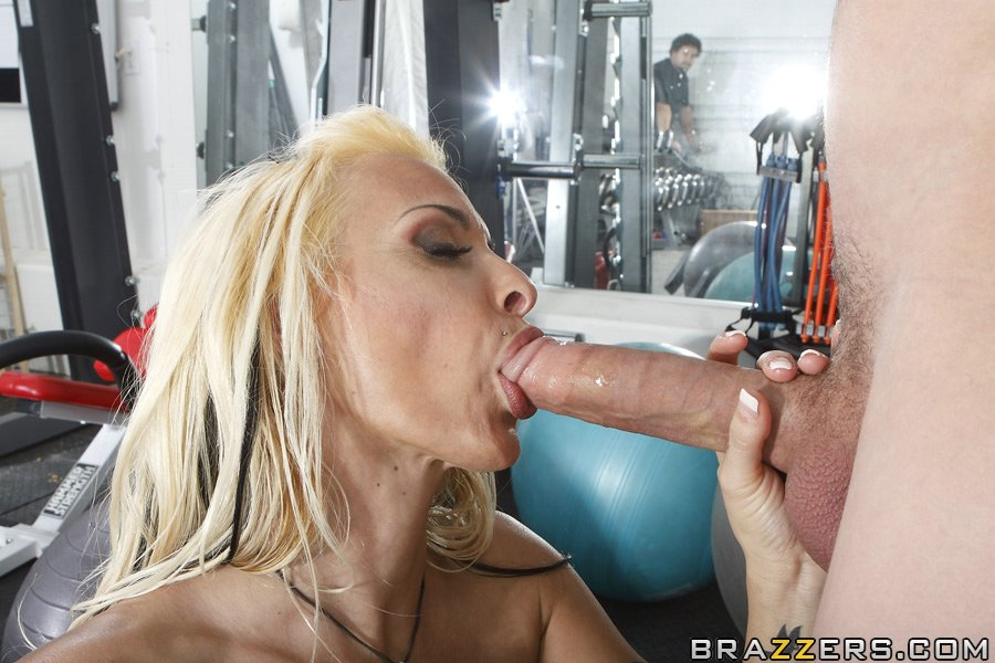 holly halston blowjob
